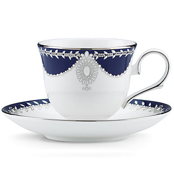$80.00 Marchesa Empire Cup and Saucer